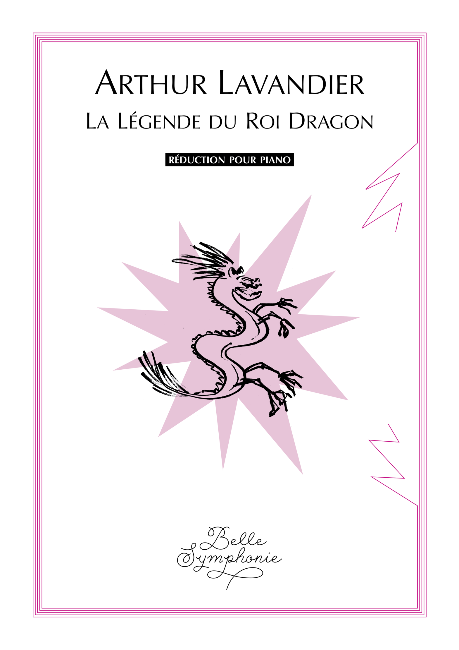 BS0037_La_L gende_Du_Roi_Dragon_Vocal_Score_ Lavandier 1